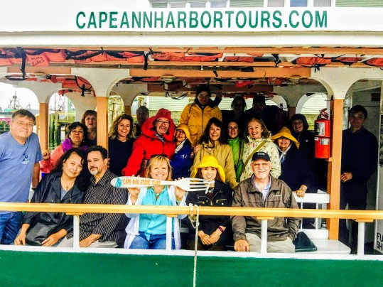 One by Sea, One by Land Lobster Tour